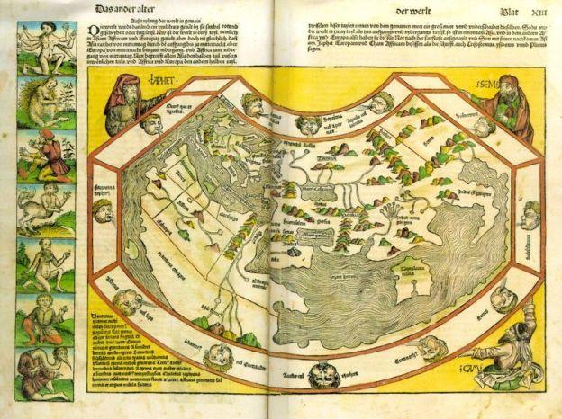 Isole Fortunate ( Carta del 1493)